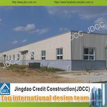 High-Quality Steel Structure Prefabricated Warehouse