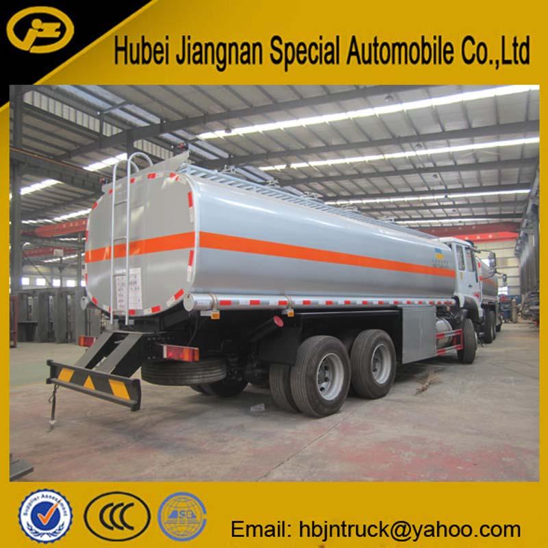 Fuel Truck Price