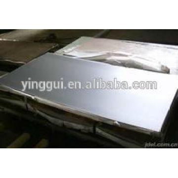 Feuille / plaque en aluminium revêtue de qualité 7075 - Fabricant Prix d'usine