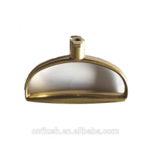 Customized hot forging brass handle
