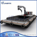high quality customized pontoon barge,floating barges for sales(USA3-017)