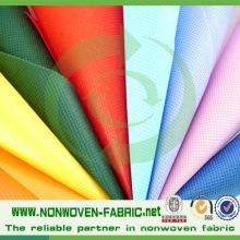 Поставка фабрики ТНТ нетканого ткань с качеством