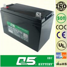 12V100AH Batterie en cycle profond Batterie au plomb Batterie décharge profonde