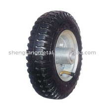 roda de borracha pneumática PR0802