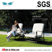 Outdoor Fashion Design Maze Rattan Wicker Chair Set (ES-OL027)