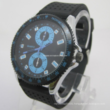 Colorful Silicone Watch, High Quality Watch (HAL-1255)