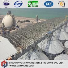 Stahlstruktur-Binder-Industrieanlage mit Galerie