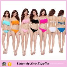 2016 Бикини нового цвета для купальников для девочек с пляжной одеждой