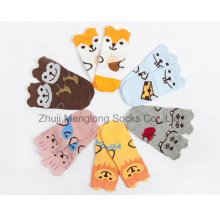 3D Animal Design Cotton Socks