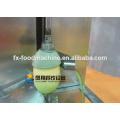 2 PCS / Minute automática piña sandía fruta peladora peladora