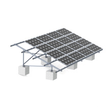 10MW Ground Solar Farm Aluminium Solar Mounting