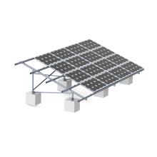 10МВТ наземные солнечные фермы Алюминиевый Солнечной монтаж