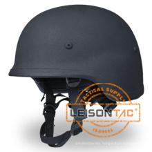 Ballistic Helmet Set Kevlar Nij Iiia with Accessory Rail Connectors