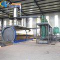 Waste Oil Recycle to Diesel Machine