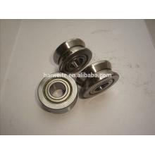 12x45.72x15.88mm Rolamento do rolo de trilha Rolamento do guia do sulco de VW3 V