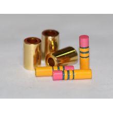 Cordones de la alta calidad con los aglets del cordón del cordón del cordón con el logotipo del laser