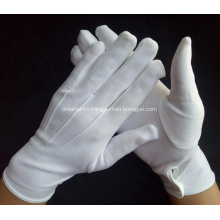 Nylon Snap Button Gloves for Men