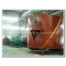 30-1000TPD Negativo pressão de evaporação de óleo de semente de óleo bolo solvente de extração de equipamentos