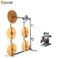 High Quality Wholesale Competitive price KAYAL Paper Straw making machine 380 volts