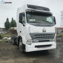Second Hand HOWO A7 Tractor Truck