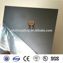 anti-slip frosted polycarbonate chair mat for floor