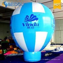 Fábrica de encargo Hélio RC inflable dirigible dirigibles Globos grandes de publicidad