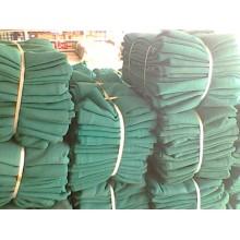 Green Scaffolding Debris Netting