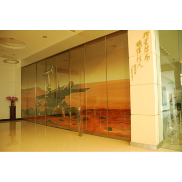 Automatic Telescopic Sliding Doors with Double Drive Motors