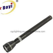 Lanterna de alumínio recarregável do diodo emissor de luz do CREE 3W Igual a Ikon