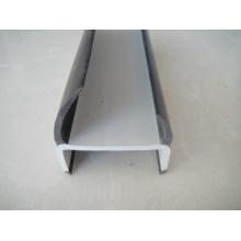 H-Form-Behälter-Tür-harter PVC-Dichtungs-Streifen