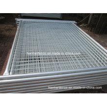 48mm De. Panel de cerramiento temporal galvanizado resistente