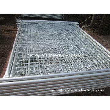 48mm Od. Heavy Duty Galvanized Temporary Fencing Panel