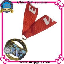 Kundenspezifische 3D-Medaille mit 2-3D Logo