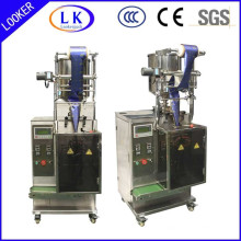 Hand sanitizer sachet filling and packing machine