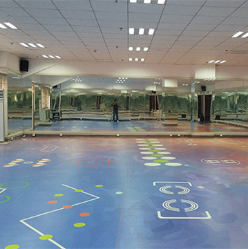 Pvc Floor For Gym