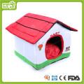 Lovely Cotton Fabric Pet House (HN-pH566)
