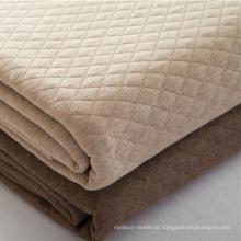 Os melhores cobertores personalizados para edredom macio 100% algodão