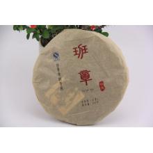 Chá quente do sheng do puer de yunnan da venda quente 357g