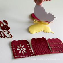 YIwu 100gsm colorido brillo papel flocado cartulina 2016 moda Navidad alibaba china proveedor
