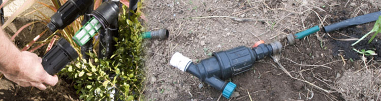 Garden Water Connectors