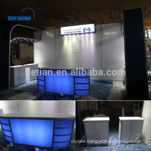 exhibition display stand,exhibition booth rental material