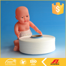 560D Spandex Yarn used for Adult Diaper with Oeko-Tex 100