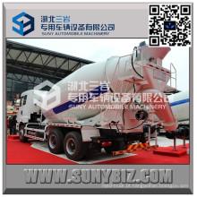 Camc Hanma 12 Cubic Meter Cement Mixer Truck