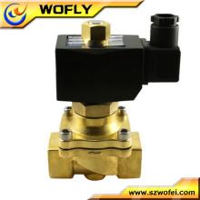24V dc pneumatisches Doppelspulen-Magnetventil für Kompressor