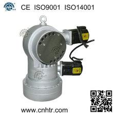 Thermische Energieerzeugungsanlage Dual Axis Solar Tracker Getriebe