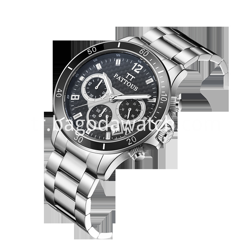 Stainless Steel Watches For Men