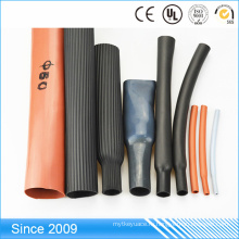 OEM поддержки малого диаметра изоляции силиконовая резина термоусадочная трубка 600в