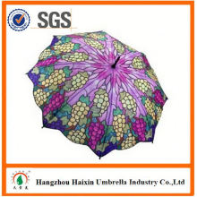 OEM/ODM Factory Supply Custom Printing led umbrella for rain