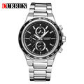 Luxury Stainless Steel Band Men Watches Women