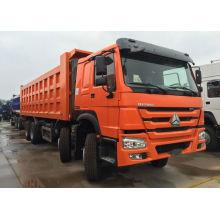 Sinotruk Howo Tipper Dump Truck 371HP 8x4